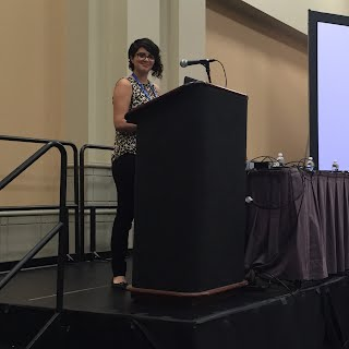 Josibel at ACS Philadelphia 2016