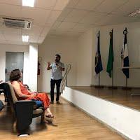 Raúl presentation in Recife