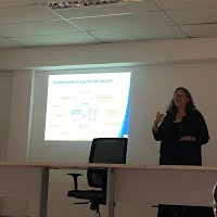 Hannah presentation in Recife